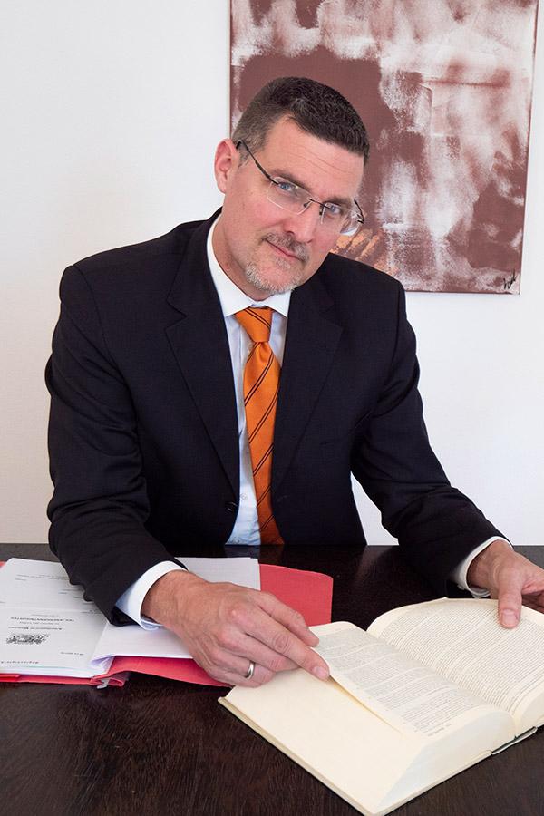 Rechtsanwalt Frank Beel in München